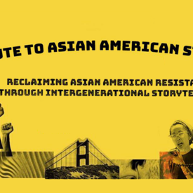 Tribute to Asian American Stories: Online Showcase