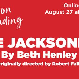 "The Jacksonian"" - Online Reunion Reading"