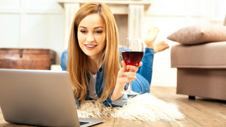 Girls' Night In -- Virtual Hangout