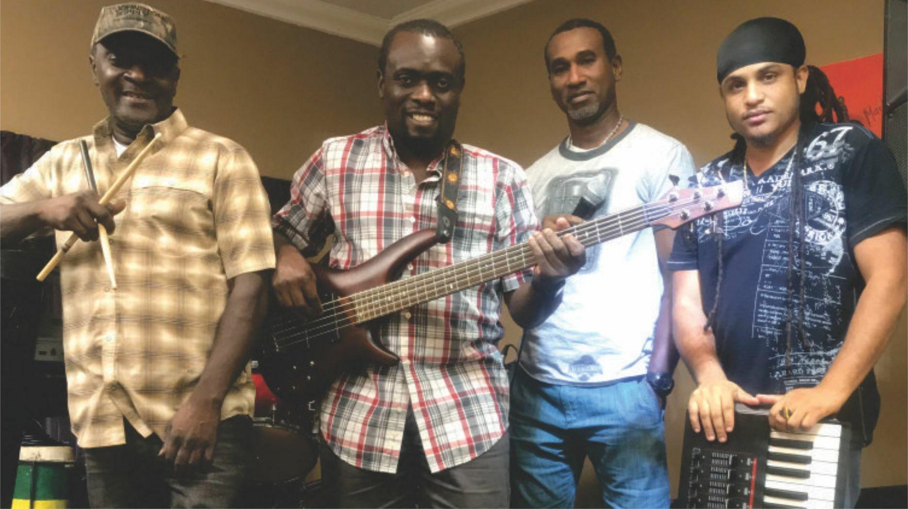 Ifrolix Reggae & Dancehall BBQ Series - YouTube Video