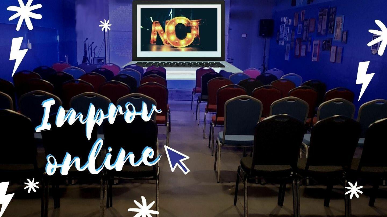 Improv Comedy Show -- Online