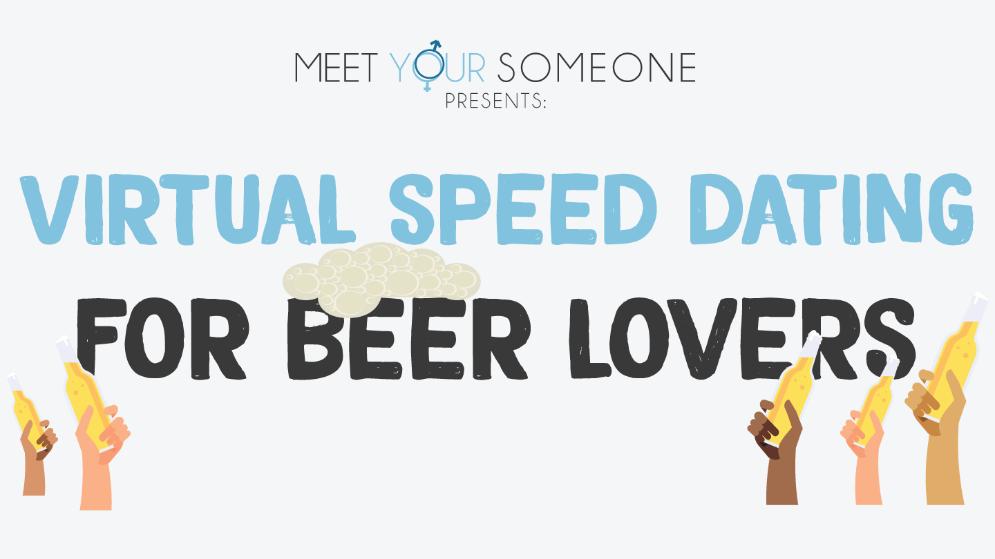Virtual Speed Dating for Beer Lovers - Chicago