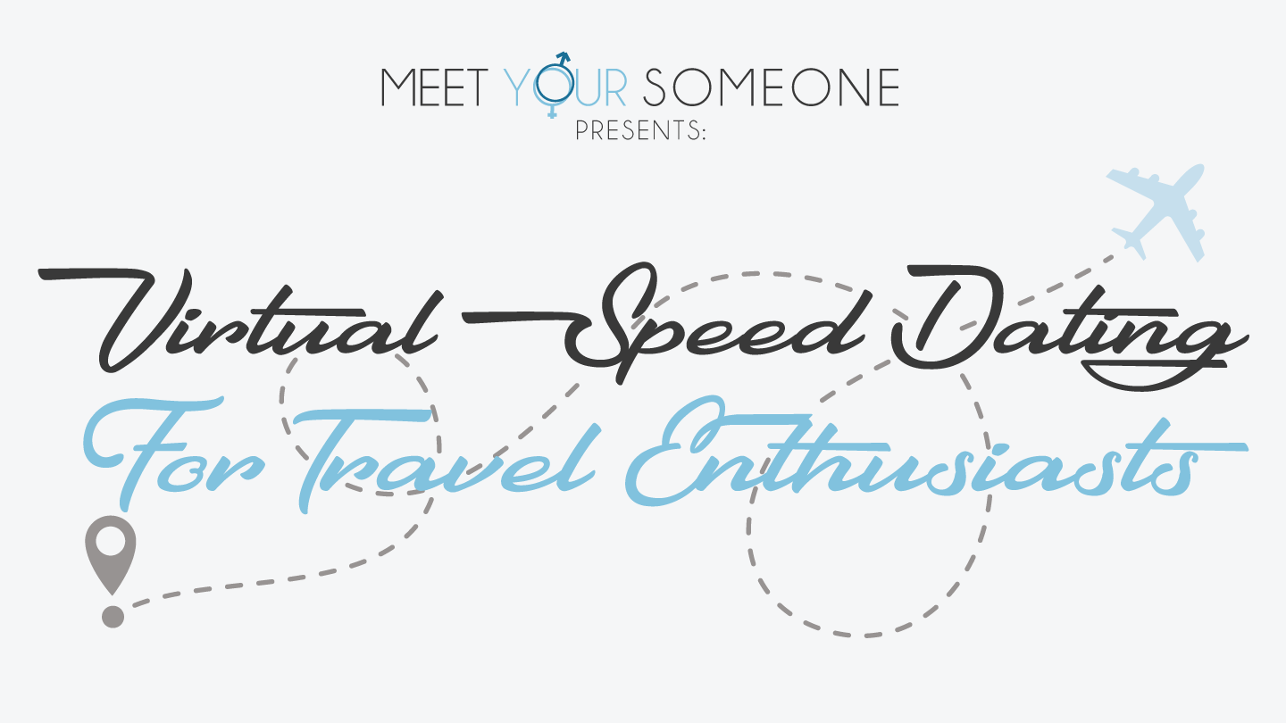 Virtual Speed Dating for Travel Enthusiasts - Chicago