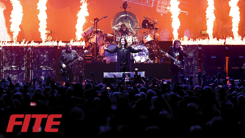 Black Sabbath: The End -- Online Concert