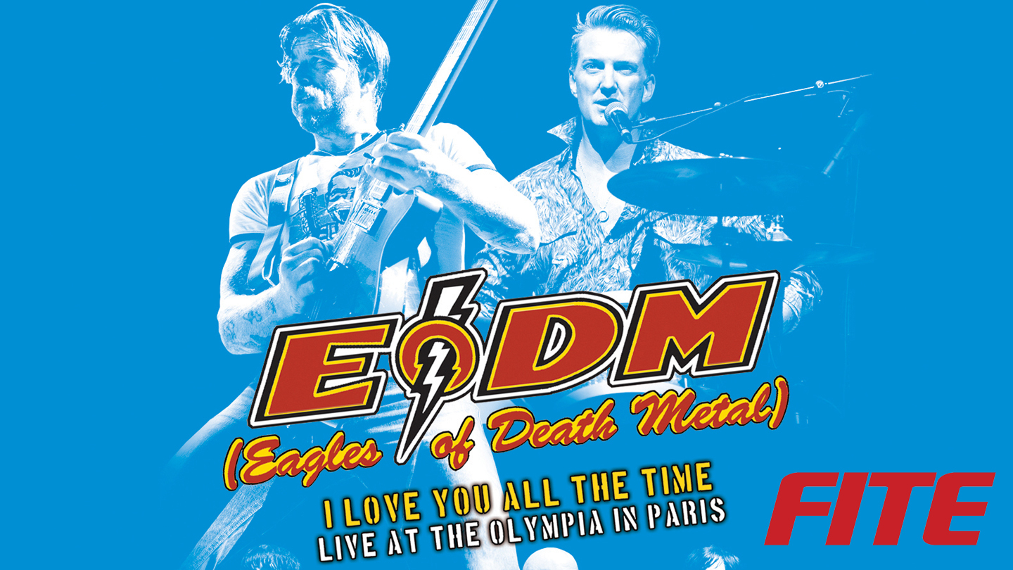 Eagles of Death Metal: I Love You All The Time - Live In Paris -- Online Concert