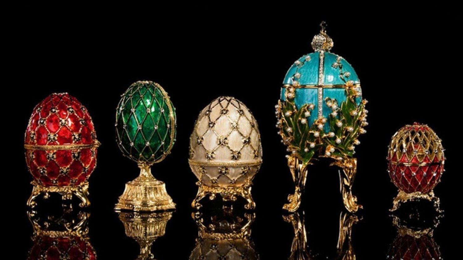 Yusupov Palace and Faberge Museum Virtual Tour
