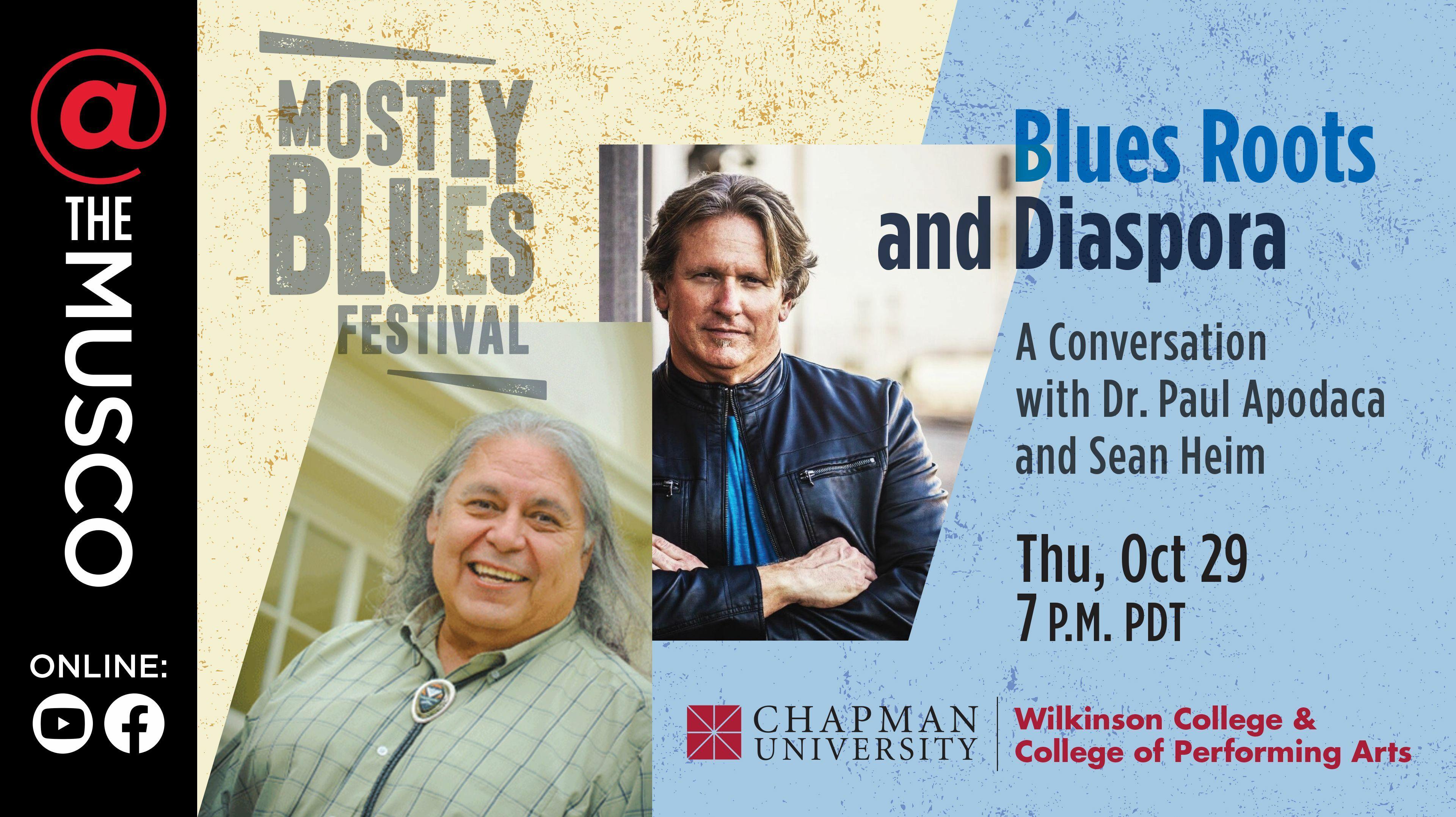 Blues Roots and Diaspora -- Online