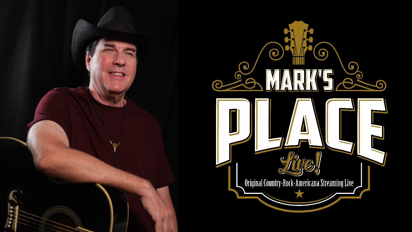 Mark Wesley Curran -Singer-Songwriter - Original Acoustic-Live-Americana-Country-Rock from Mark's Place Live!