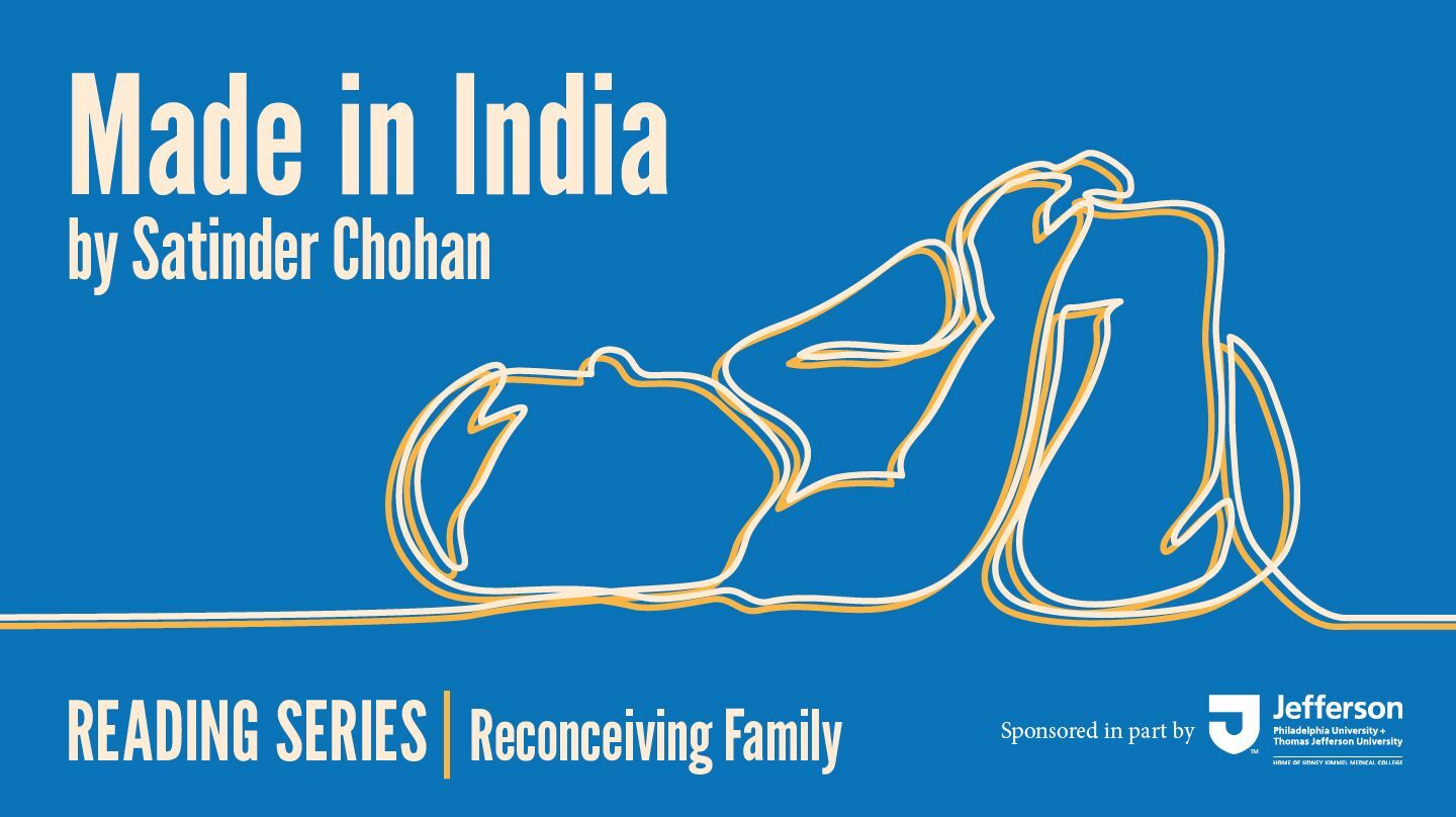 """""""Made In India"""": Online Reading Series"""