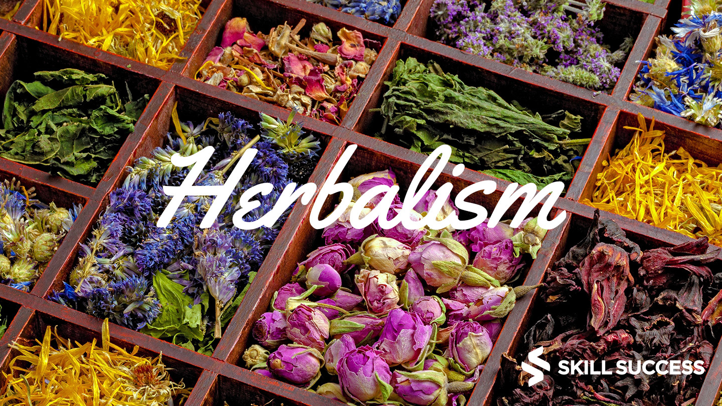 Herbalism: Introduction And Medicine Making -- Online