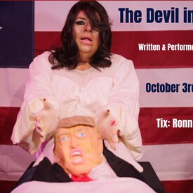 The Devil in Melania