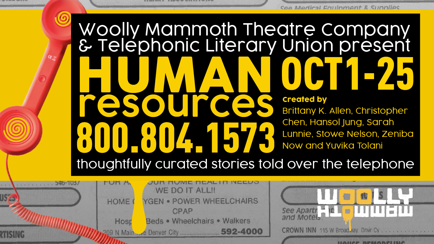 """""""Human Resources"""": Thoughtfully Curated Stories Told Over the Phone"""