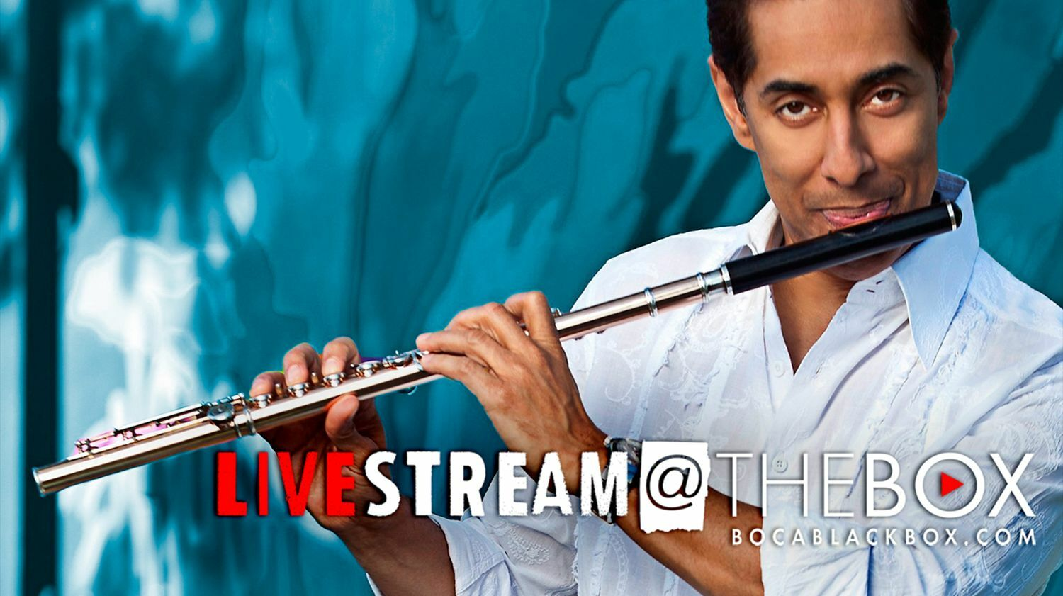 Up Close and Intimate with Nestor Torres - Livestream