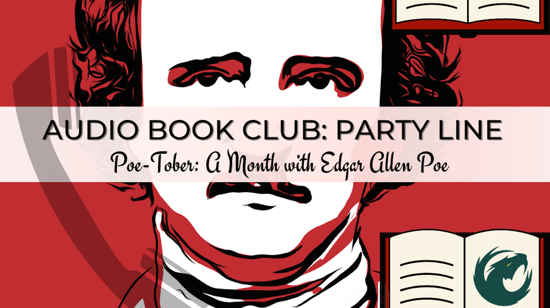Audio Book Club: Poe-ToberFest -- Online