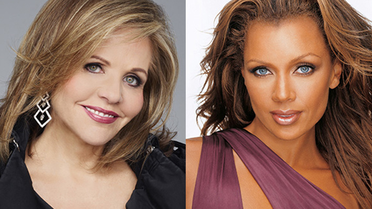"""""""A Time to Sing:"""" An Evening with Renée Fleming and Vanessa Williams presented by The Kennedy Center"""