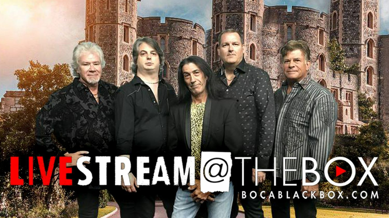 "Majesty of Rock: The Music of Journey & Styx ""Livestream @ The Box"""