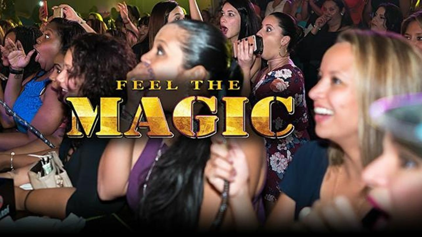 FEEL THE MAGIC- Los Angeles