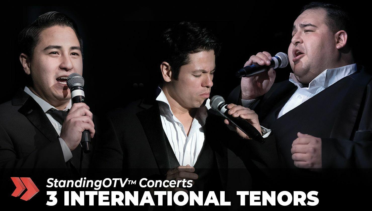3 International Tenors -- Online