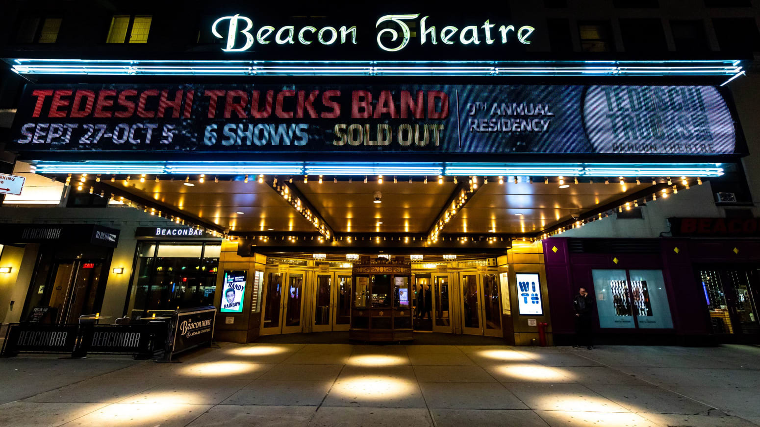 Tedeschi Trucks Band From The Beacon: The Fall Tradition Lives On: Livestream & Video On Demand