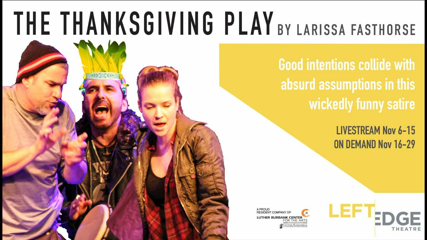 """""""Thanksgiving Play"""" by Larissa Fasthorse - Online"""
