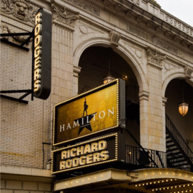 "Broadway Roulette ""Hamilton"" Themed Mixer -- Online"