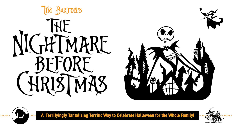 "Tim Burton's ""The Nightmare Before Christmas"" -- Online Benefit Concert"