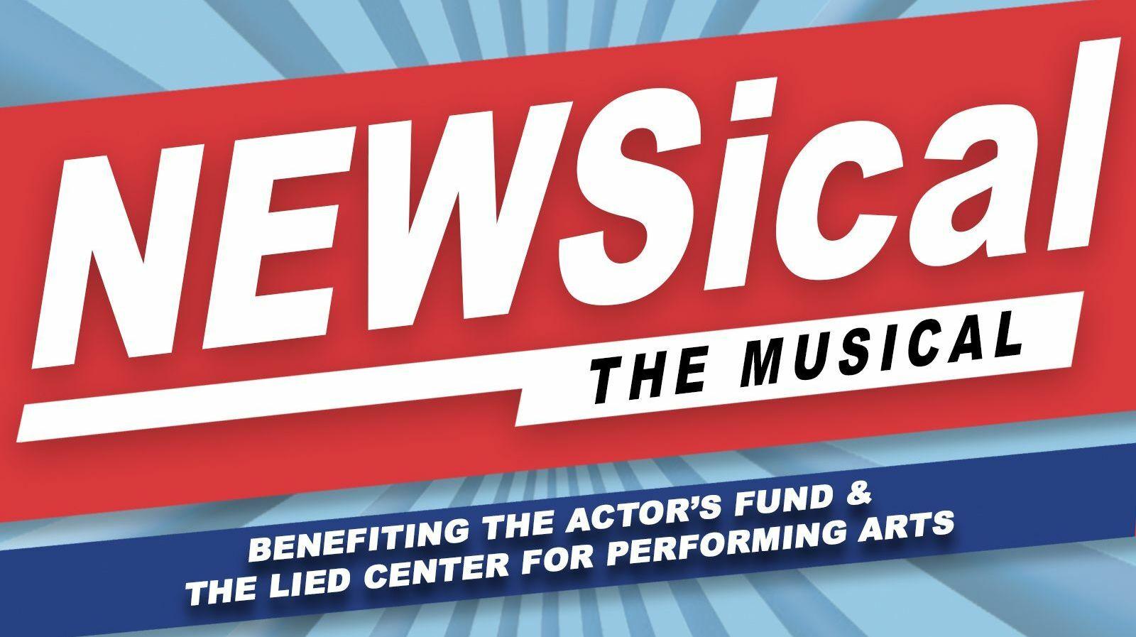 """NEWSical The Musical"" - Livestream"