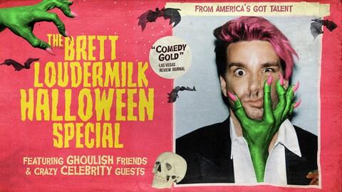 The Brett Loudermilk Halloween Special