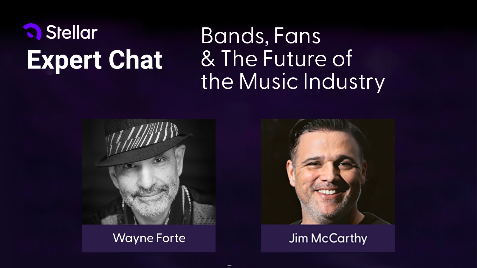 """""""Bands, Fans & The Future of the Music Industry"""": Expert Chat with Wayne Forte"""