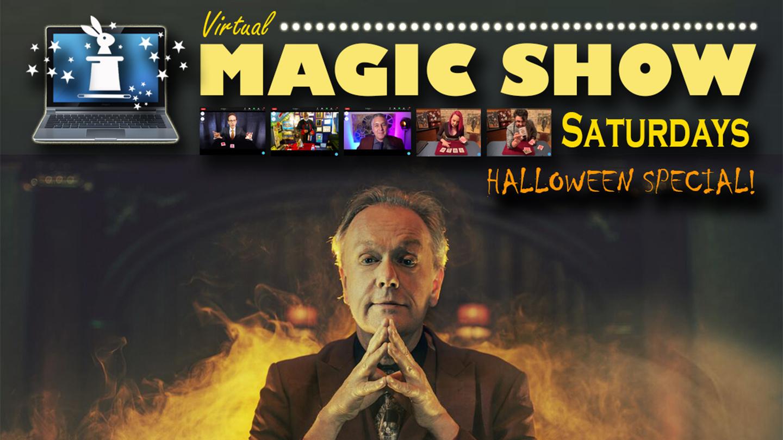 Magic Castle: Virtual Magic Show -- Halloween Special