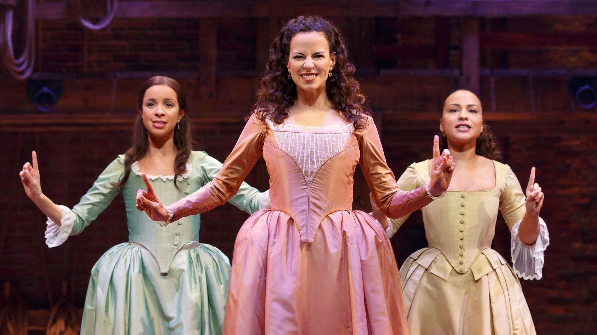 """Broadway's Best for Breast Cancer! Co-Hosted by """"Hamilton"""" Star Mandy Gonzalez -- Online"""