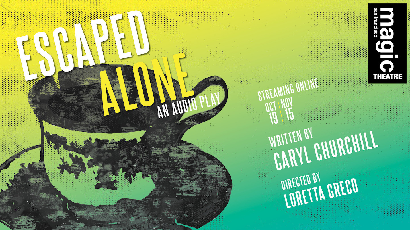 """""""Escaped Alone"""": An Audio Play"""