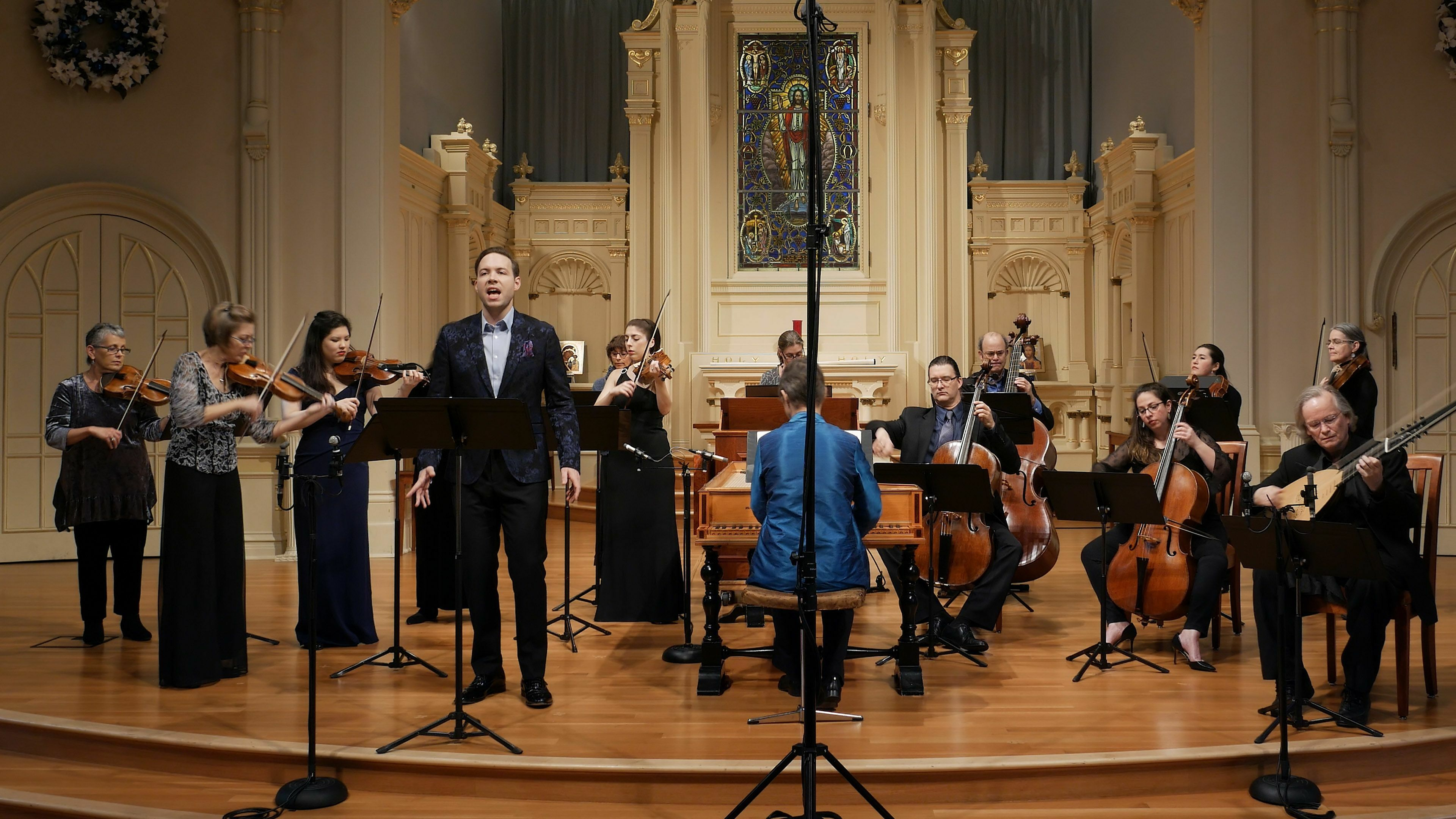 Voices of Music: The Art of the Countertenor - Online