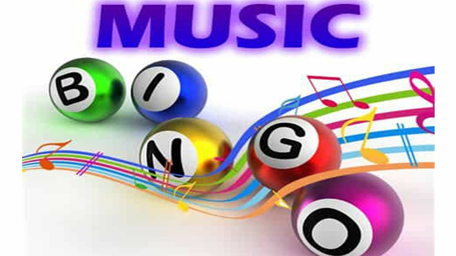 Music Bingo (TV Show Themes) via Zoom