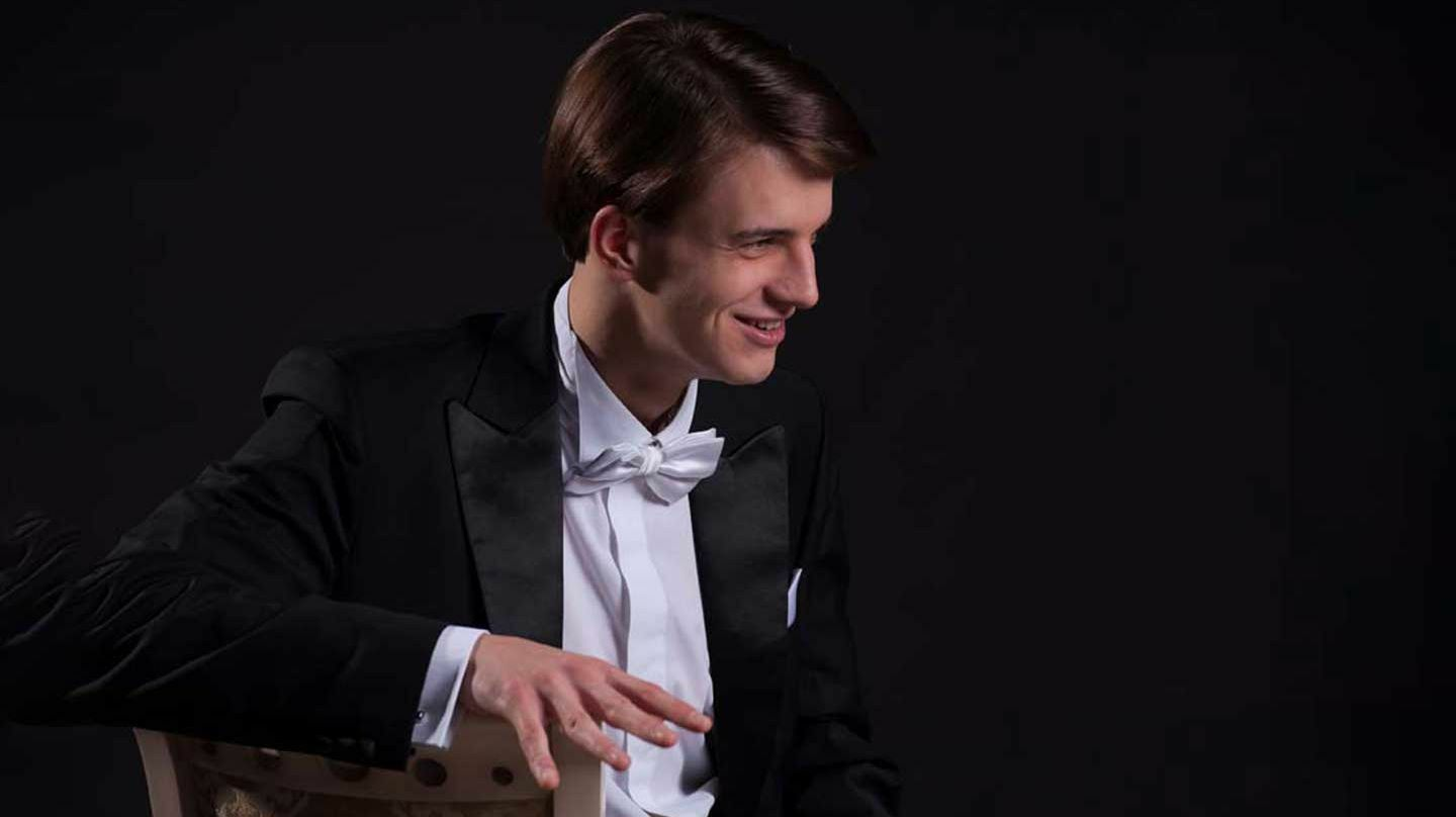 Romantic Music Master Alexander Sinchuk in Concert - Online