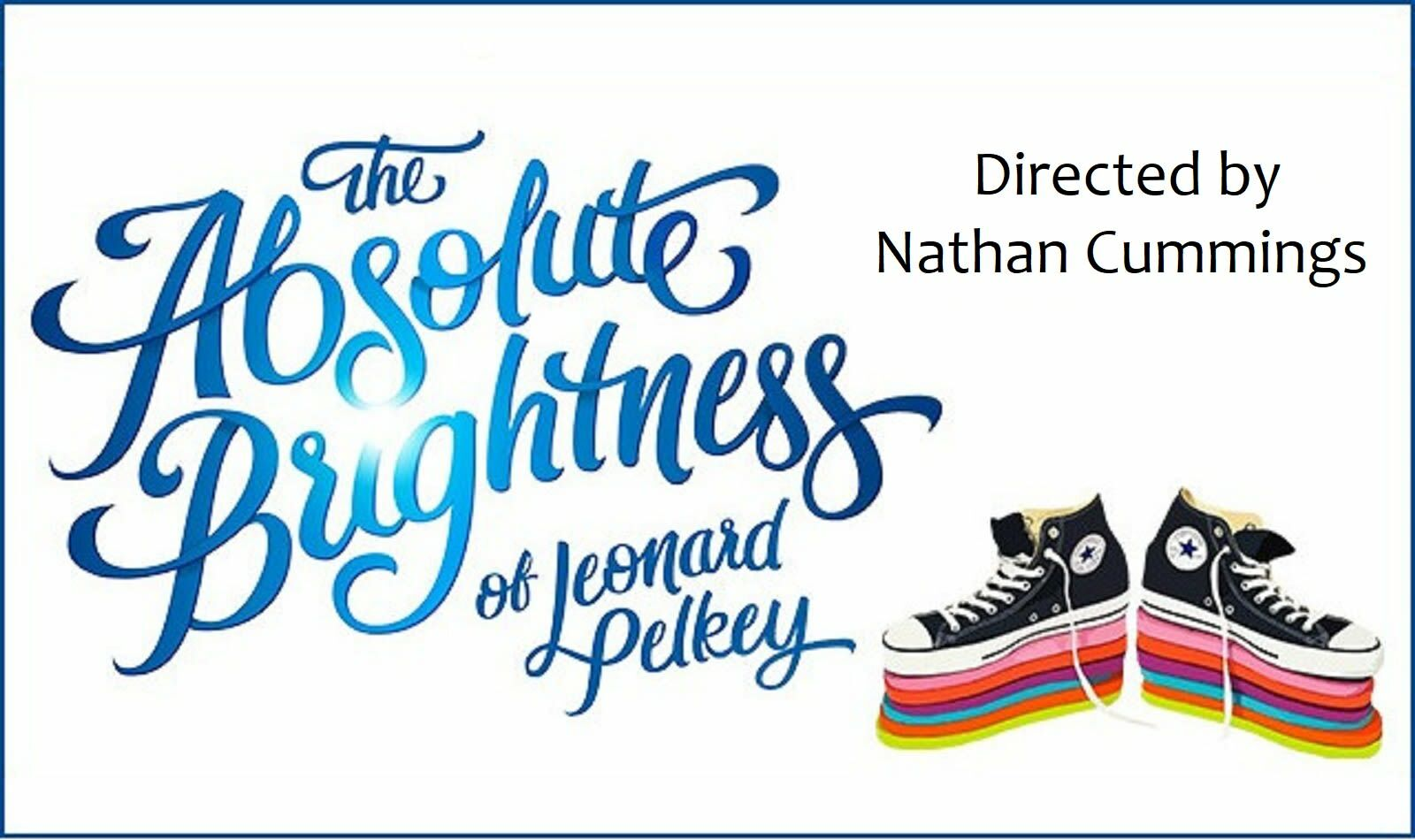 """The Absolute Brightness of Leonard Pelkey"" -- Online"