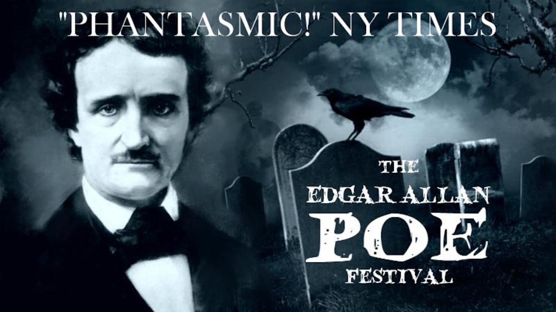 Radiotheatre's Annual Edgar Allan Poe Festival: Online