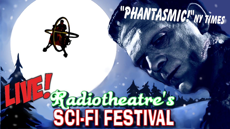 Radiotheatre's Sci-Fi Festival -- Online