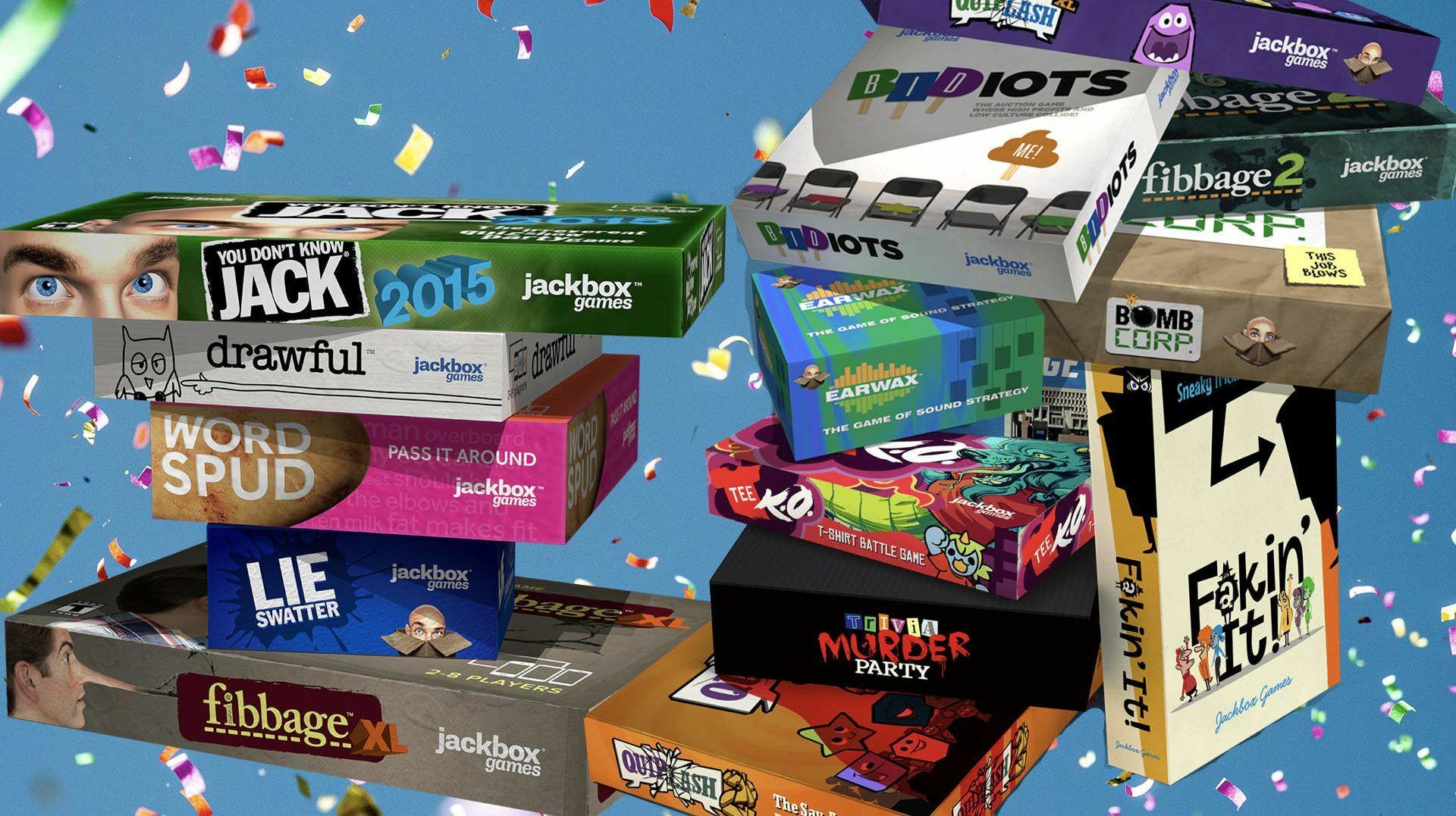 Jackbox Games - Online