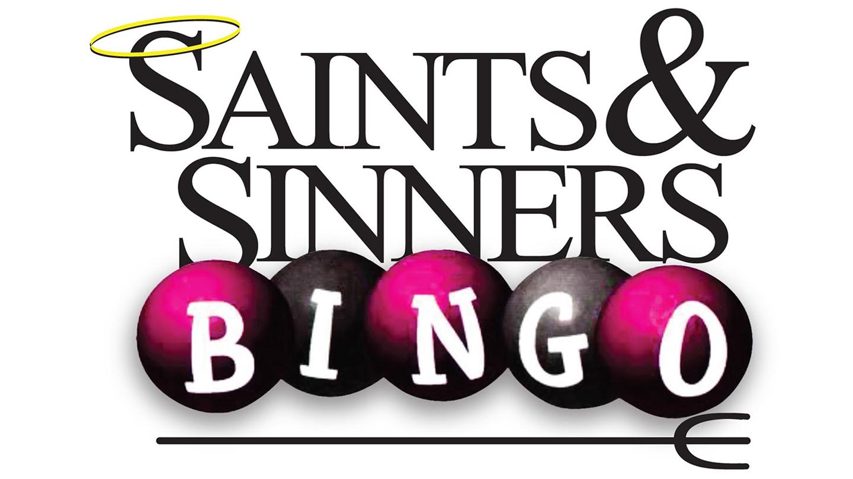 """Saints & Sinners Bingo"" - Online"