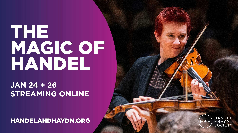 The Magic of Handel - Online