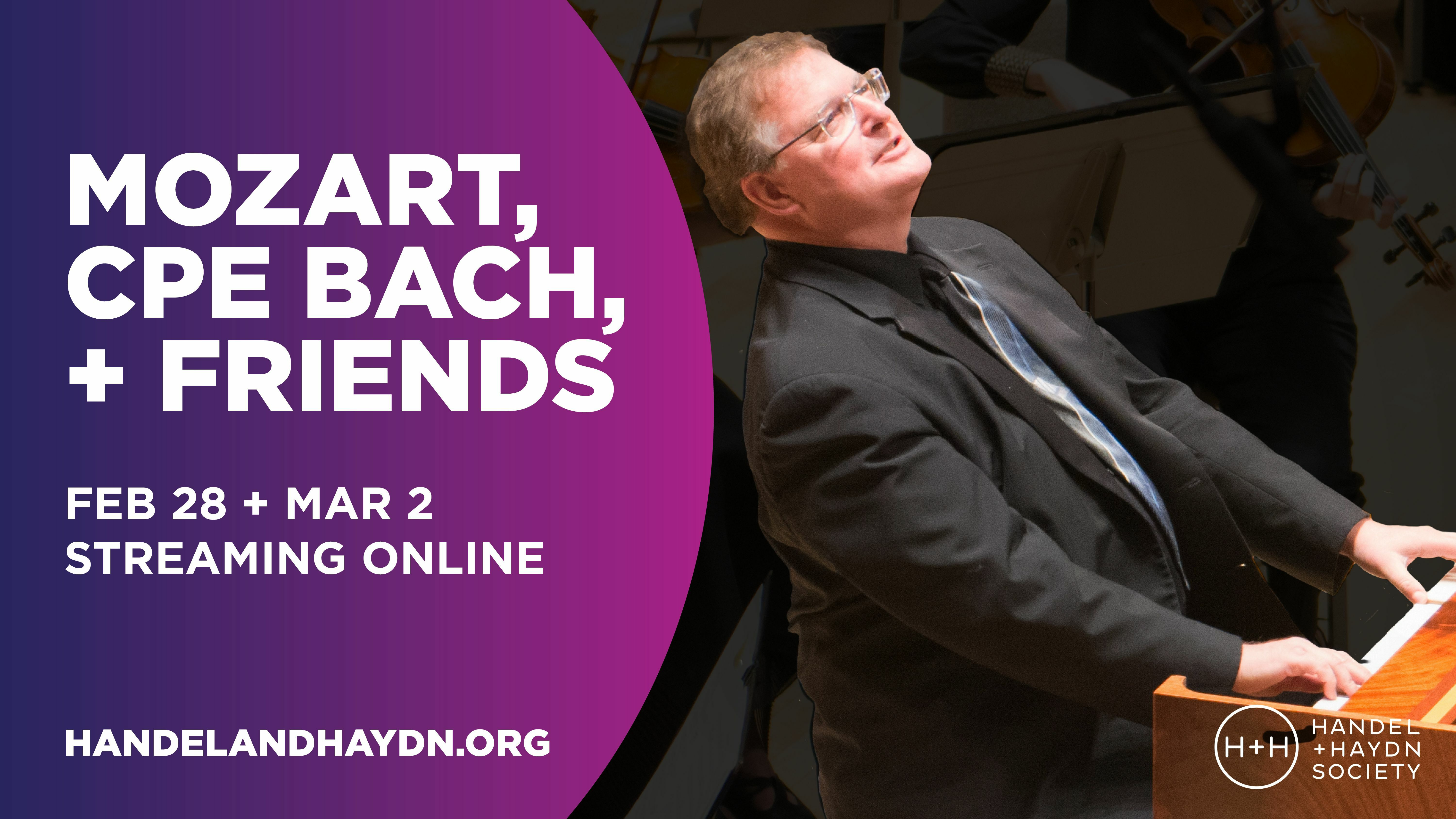 Mozart, CPE Bach, and Friends - Online