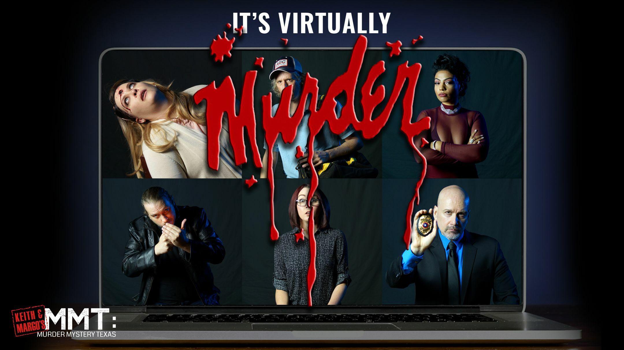 """It's Virtually Murder"": Solve an Online Murder Mystery via Zoom"