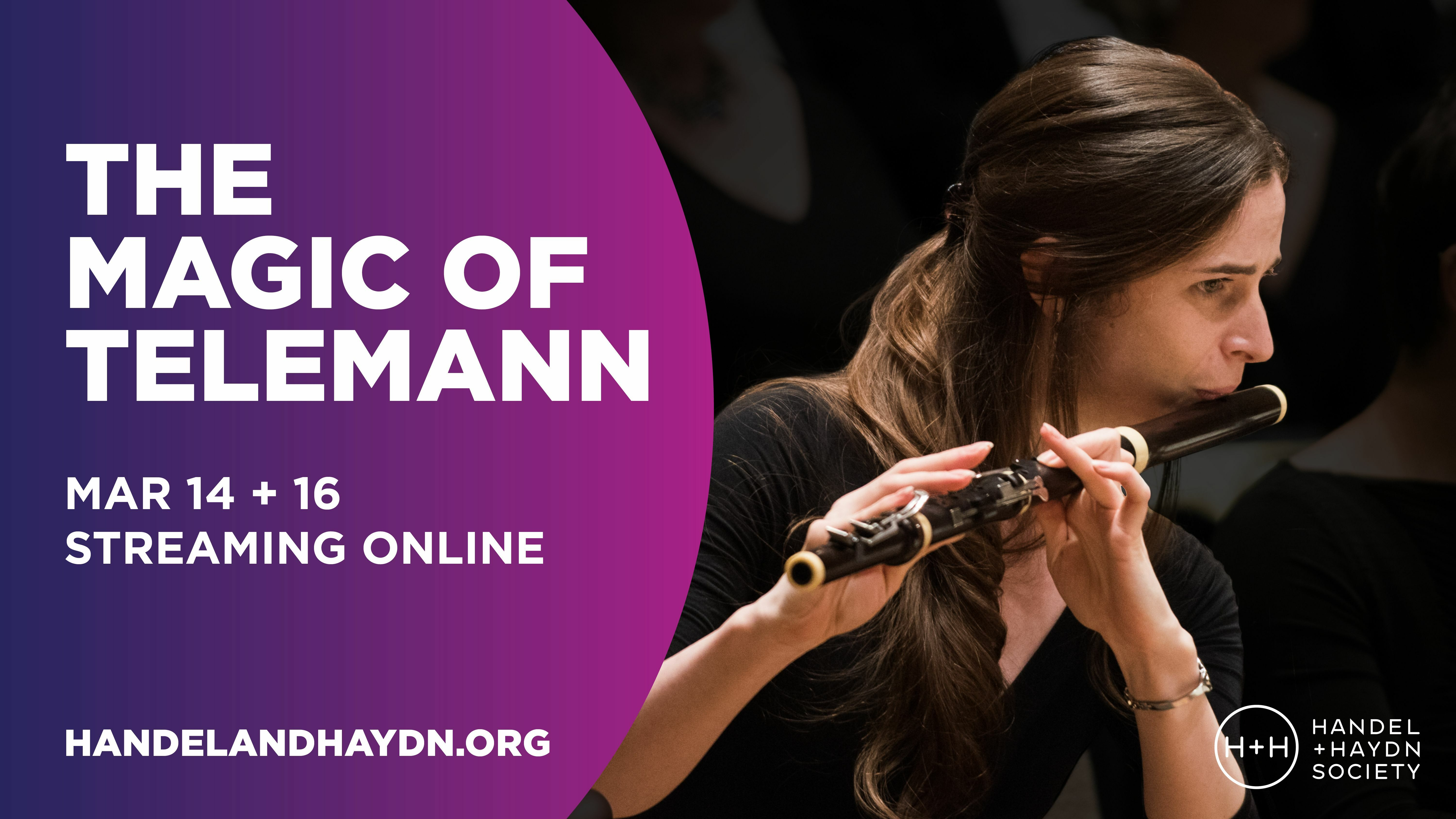 The Magic of Telemann - Online