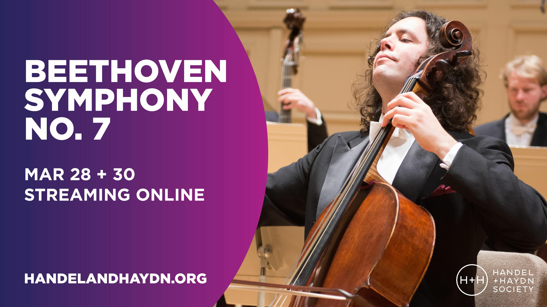 Beethoven Symphony No. 7 - Online