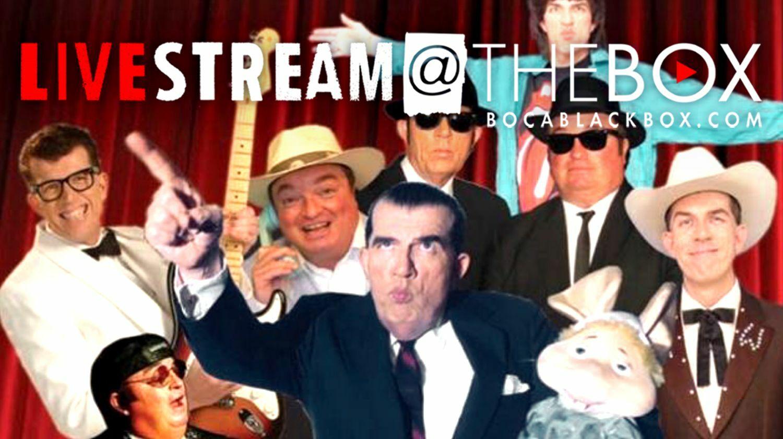 "A Tribute to Ed Sullivan Variety Show | ""Livestream"""