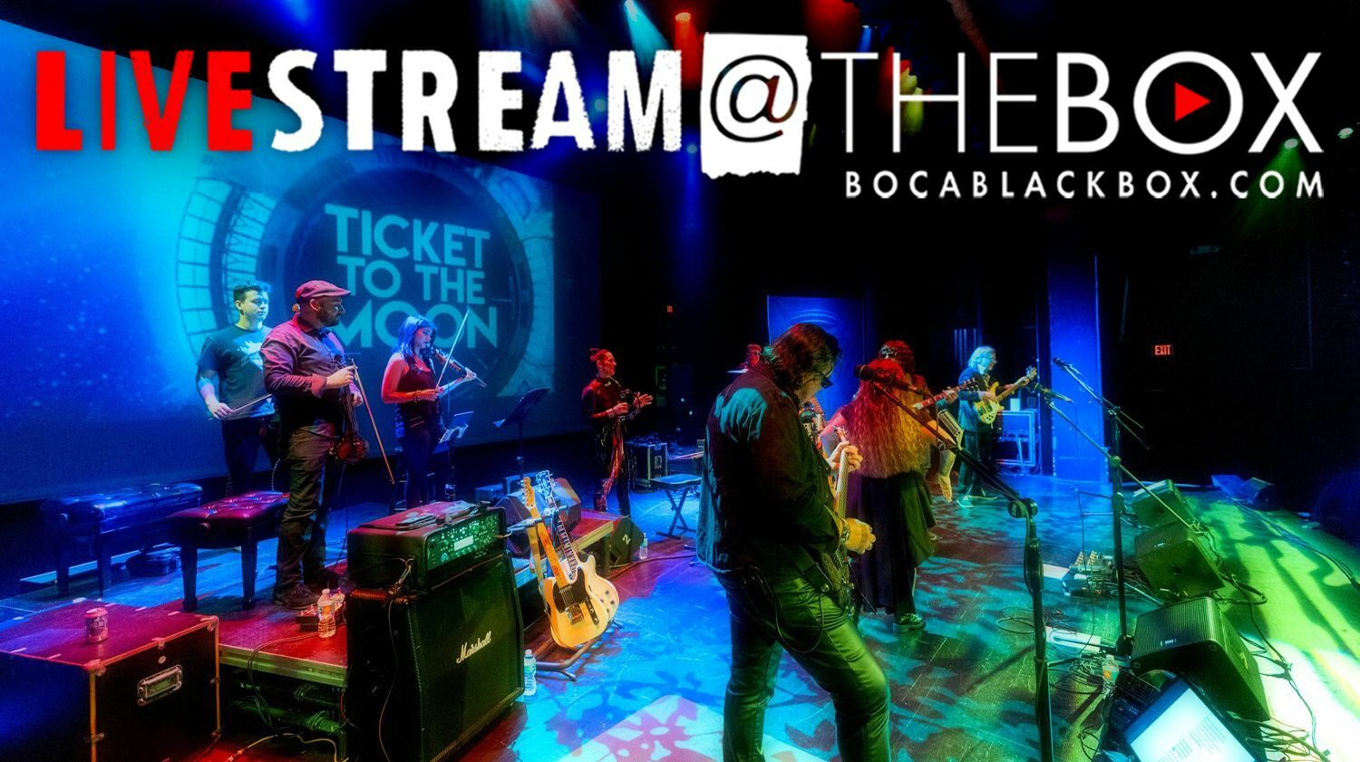 """Ticket to the Moon: The ELO Experience 