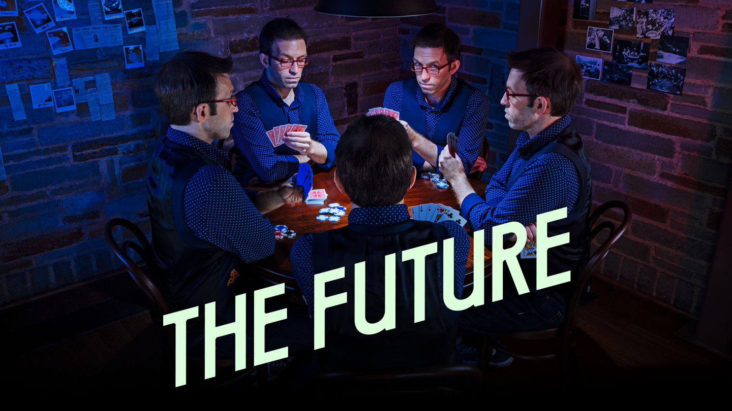 """""""The Future"""" - Online"""