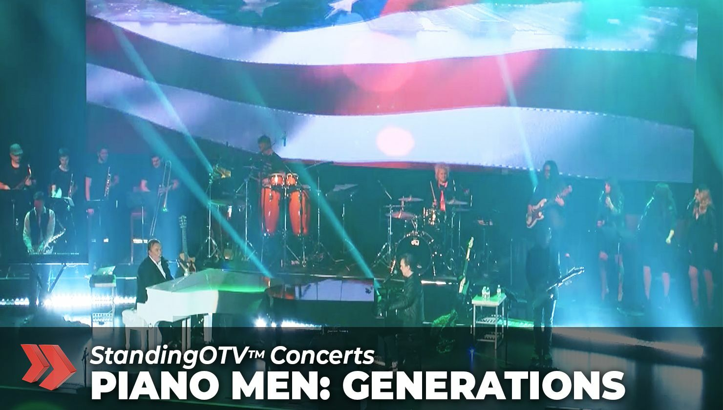 Piano Men: Generations -- Live at the Xcite Center -- Online