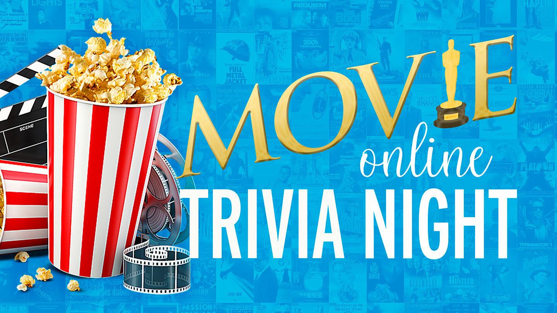 Movie Online Trivia Night!